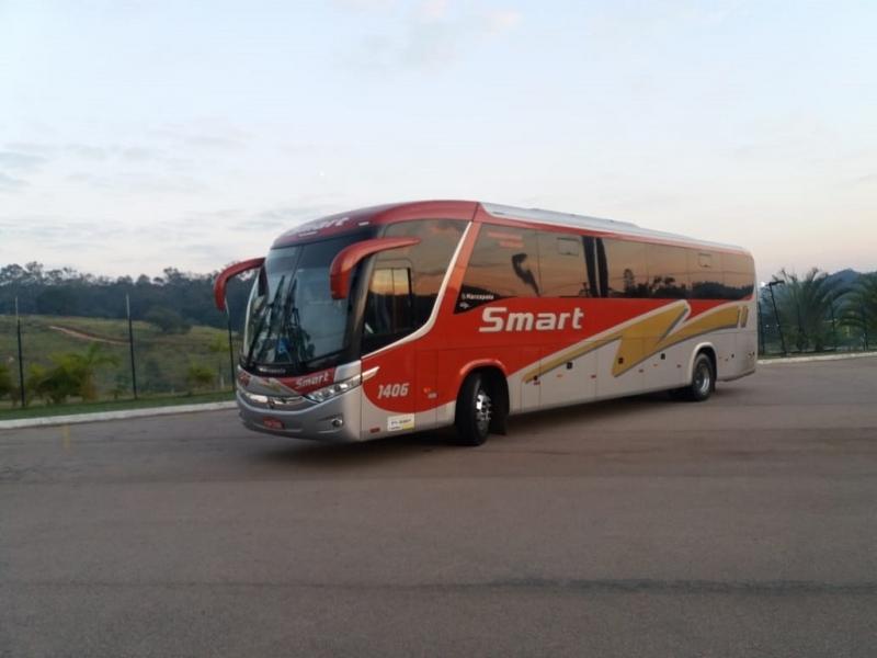 Aluguel de ônibus de Viagem Corporativa Guanabara - Aluguel de ônibus para Viagem