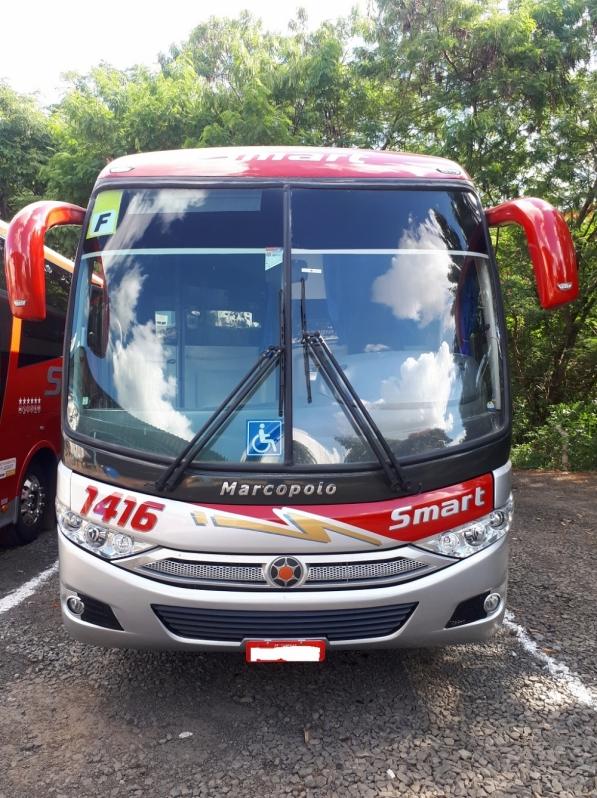 Aluguel de ônibus de Viagem Valor Campinas - Aluguel de ônibus Executivo