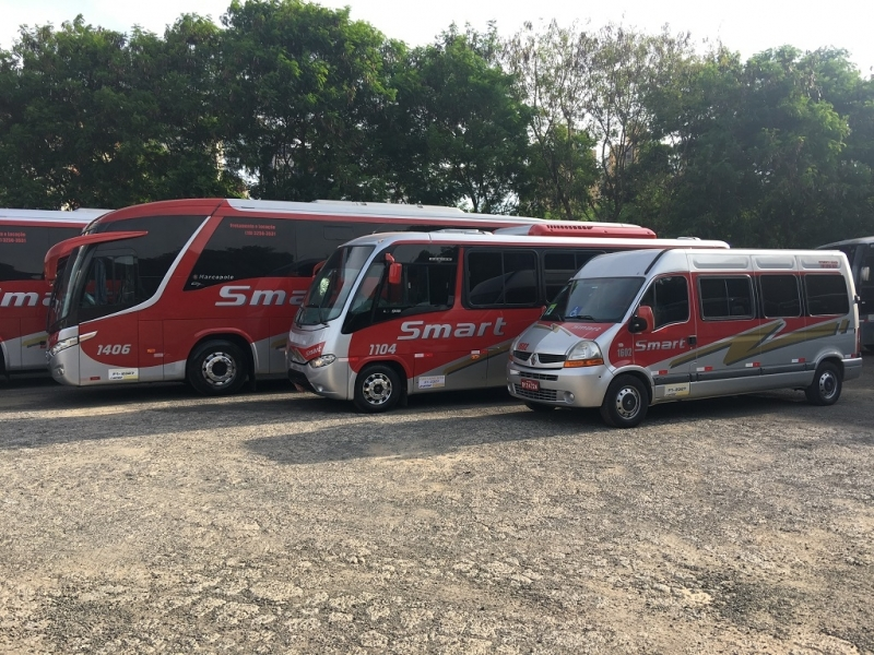 Contratação de ônibus Fretado Continua Campinas - ônibus Fretado Continua