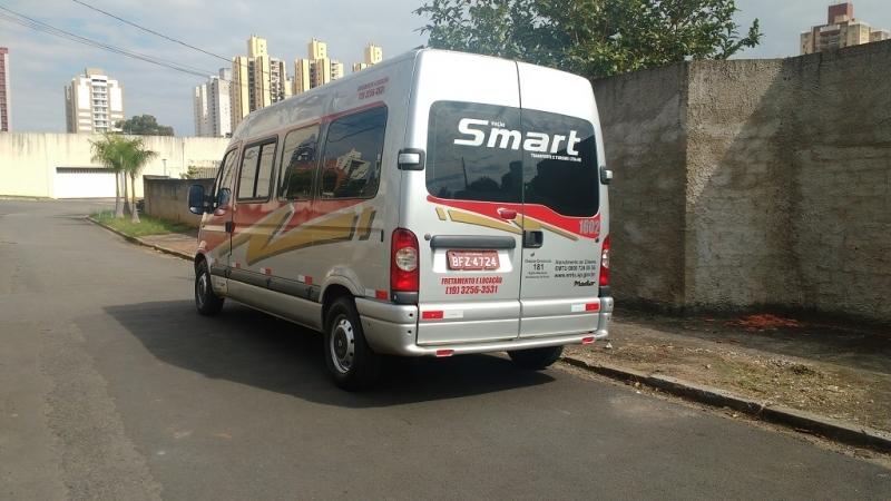 Contratação de ônibus Fretado Mensal Limeira - ônibus para Transporte de Funcionários