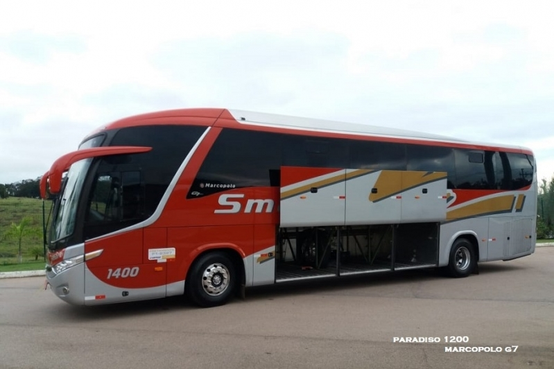 Empresa de Fretamento de ônibus de Turismo Parque das Flores - Fretamento de ônibus para Turismo