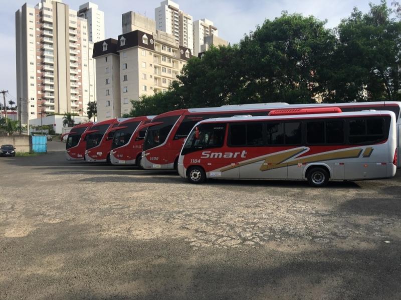 Empresa de Fretamento de ônibus Excursão Residencial Parque Bandeirantes - Fretamento de ônibus Intermunicipal