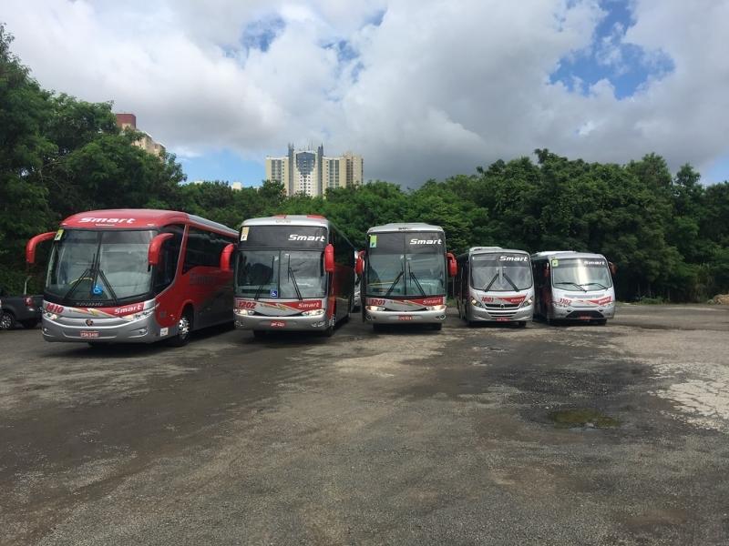 Empresa de Fretamento de ônibus Interestadual Paulínia - Fretamento de ônibus Eventual
