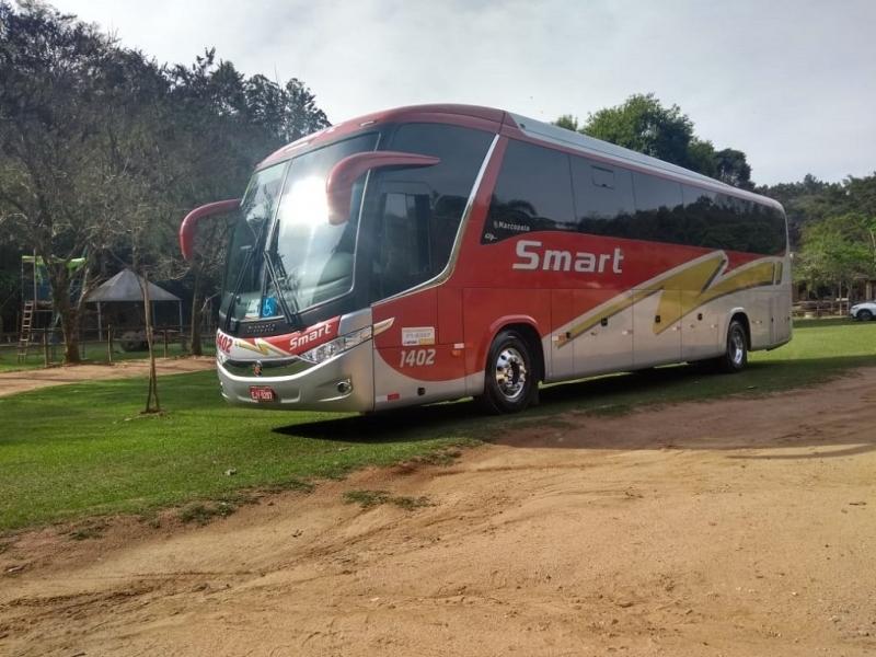 Empresa de Fretamento de ônibus Turismo Santa Bárbara D'Oeste - Fretamento de ônibus de Empresa