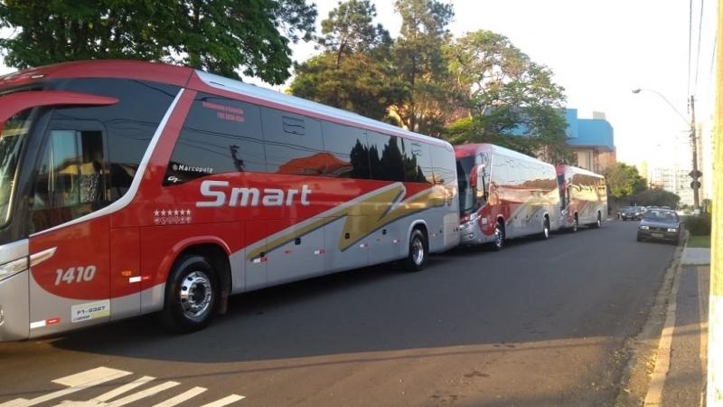 Fretamento de ônibus Contínuo Jaguariúna - Fretamento de ônibus de Turismo