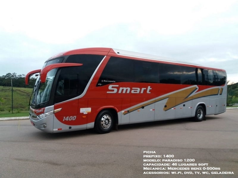 Fretamento de ônibus de Turismo Cajamar - Fretamento de ônibus Turismo