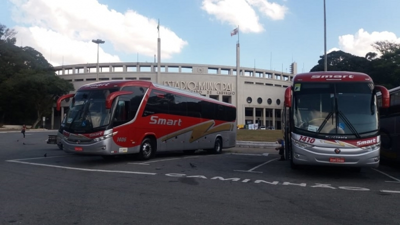 Fretamento de ônibus Excursão Elias Fausto - Fretamento de ônibus de Turismo