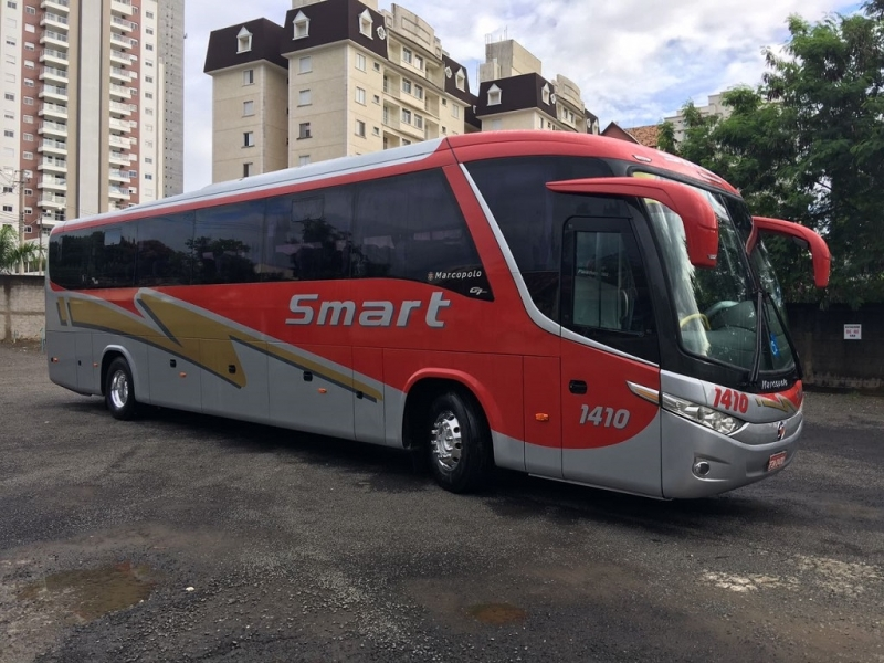 Fretamento de ônibus para Turismo Preço Santo Antônio de Posse - Fretamento de ônibus de Empresa