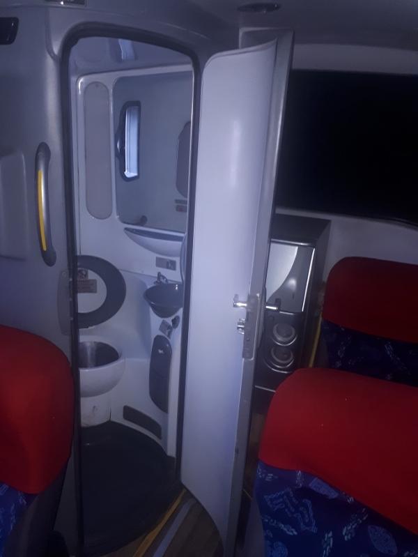 Fretamento de ônibus Turismo Preço Nova Odessa - Fretamento de ônibus de Empresa