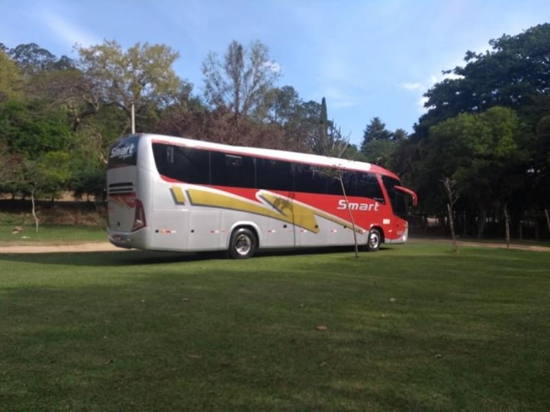 Fretamento de ônibus Turismo Residencial Parque Bandeirantes - Fretamento de ônibus Interestadual