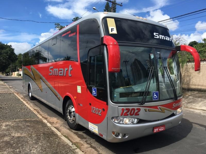Fretamentos de ônibus Intermunicipal Valinhos - Fretamento de ônibus de Turismo