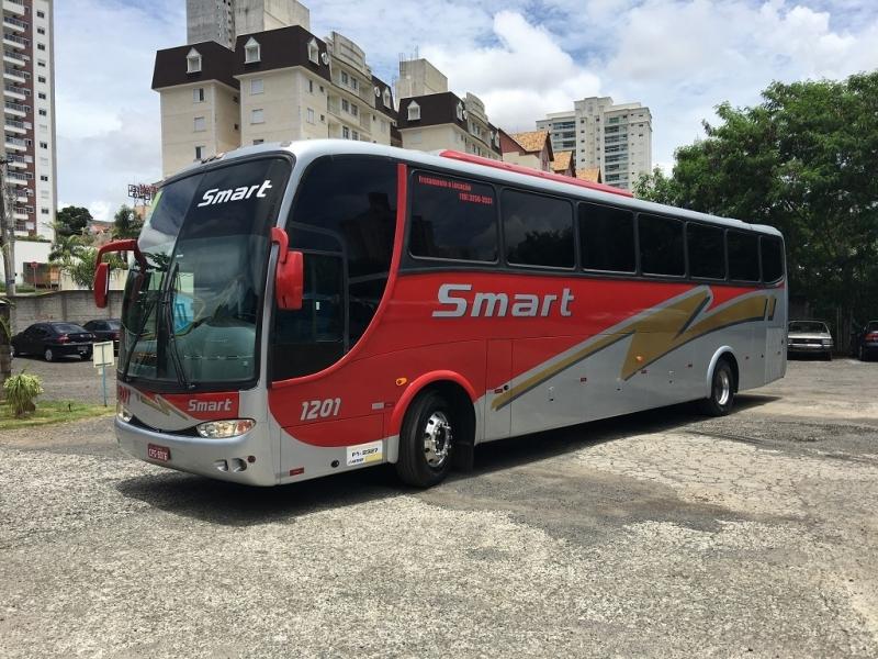 Fretamentos de ônibus para Confraternização Vinhedo - Fretamento de ônibus de Turismo