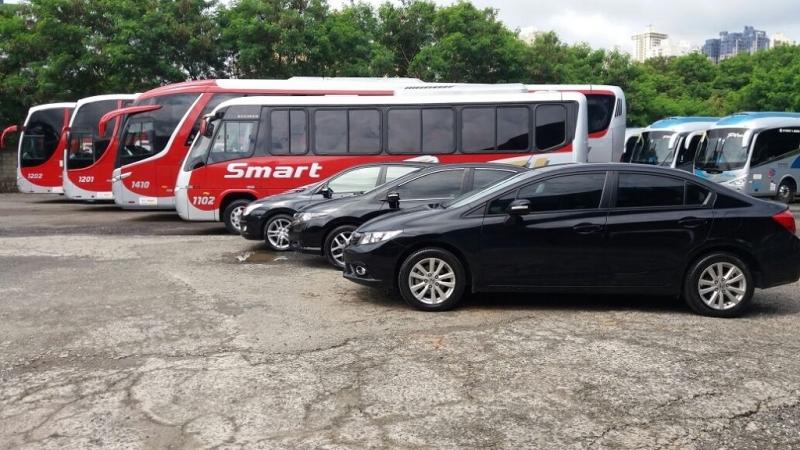 Preço do Aluguel de ônibus de Viagem Cosmópolis - Aluguel de ônibus para Executivo