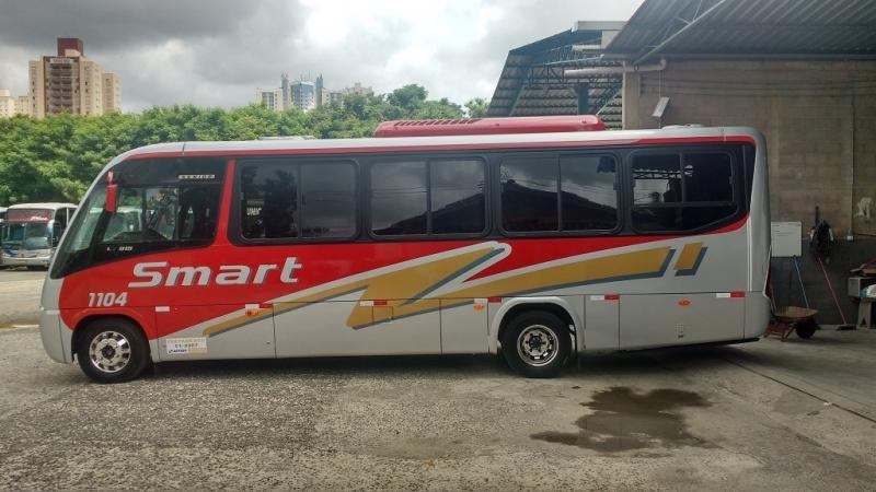 Preço do Aluguel de ônibus Executivo Campinas - Aluguel de ônibus Executivo