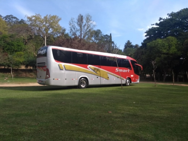 Preço do Aluguel de ônibus para Excursão Cosmópolis - Aluguel de ônibus para Viagem