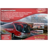 aluguel de micro-ônibus com motorista