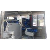 aluguel de micro-ônibus com motorista Morungaba