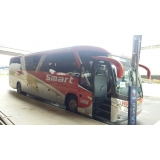 aluguel de micro-ônibus excursão Pedreira