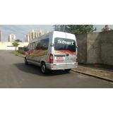 aluguel de micro-ônibus executivo valor Parque Cidade de Campinas