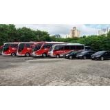 aluguel de micro-ônibus para translado Chácara da Barra