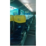 aluguel de micro-ônibus para viagem valor Jardim Guanabara