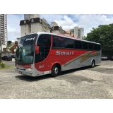 aluguel de micro-ônibus para viagem Sumaré