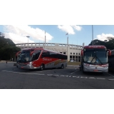 aluguel de ônibus de passeio Paulínia