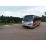 aluguel de ônibus executivo valor Jaguariúna
