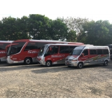 contratação de ônibus fretado continua Alphaville
