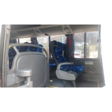 contratação de ônibus fretado mensal para empresa Jaguariúna