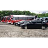 empresa de fretamento de ônibus eventual Centro