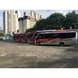 empresa de fretamento de ônibus excursão Rio Claro