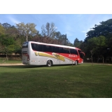 empresa de ônibus fretado para excursão Elias Fausto