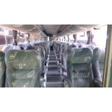fretamento de ônibus de empresa preço Santo Antônio de Posse
