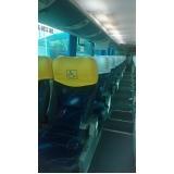 fretamento de ônibus de turismo preço Sumaré