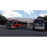 fretamento de ônibus excursão Paulínia