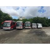ônibus fretado eventual valor Jardim do Vovô