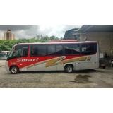 ônibus fretado mensal para contratar Santo Antônio de Posse