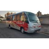 ônibus fretado mensal para empresa para contratar Cosmópolis