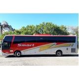 ônibus fretado mensal para empresa Cosmópolis