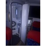 preço do aluguel de ônibus para empresa Morungaba