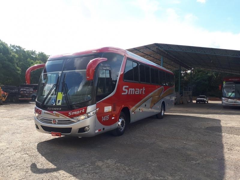 Valor do Fretamento de ônibus de Empresa Jardim Pacaembu - Fretamento de ônibus Turismo