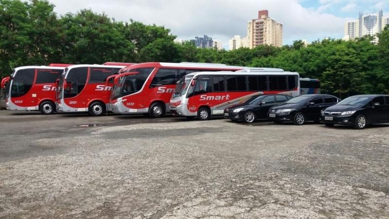 Valor do Fretamento de ônibus Interestadual Jardim Flamboyant - Fretamento de ônibus Turismo